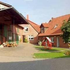 Ferien auf dem Bauernhof - Ferienhaus in Mardorf am Steinhuder Meer