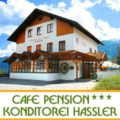 Gasthof-Pension*** Cafe Konditorei HASSLER - in Berg im Drautal