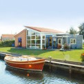 Luxus Bungalow am Wasser - Sauna - IJsselmeer Strand - Friesland, Workum